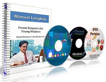 kursus format windows