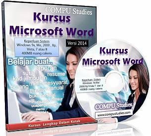 kursus microsoft word
