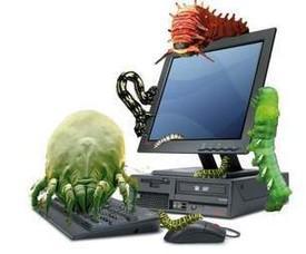Komputer Mudah Diserang Virus & Spyware