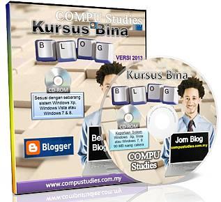 Kursus Bina Blog dan Perniagaan Online