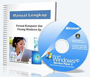 kursus_format_windows_xp