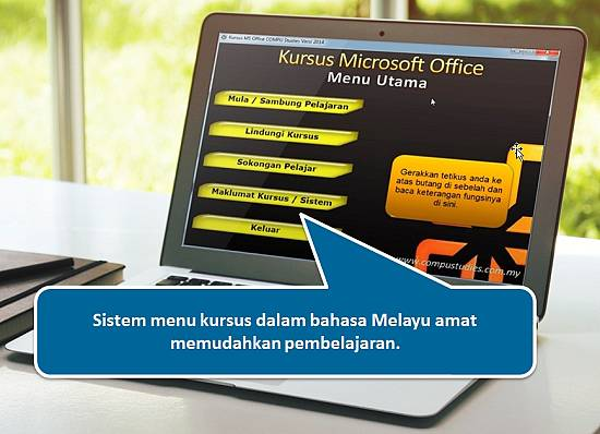 kursus_office_menu_utama