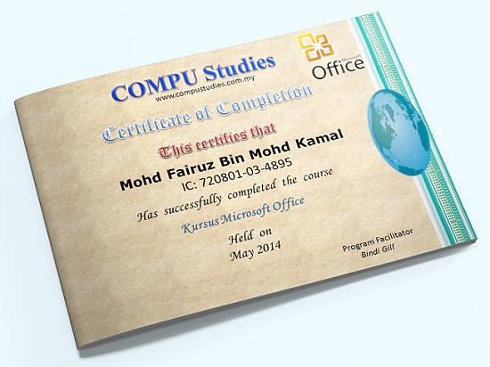 kursus_office_sijil