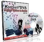 kursus video audio compu studies